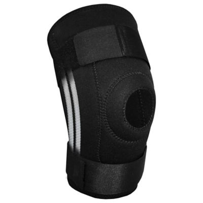 Rodillera Ortopédica con Soporte de Rotula Nivel 5 Talla S Color Negro