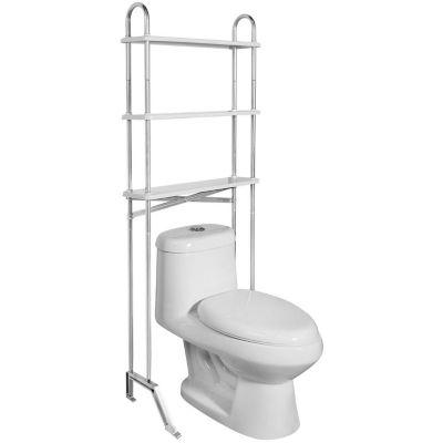 Ahorra Espacio para Baño 3 Repisas Sólidas