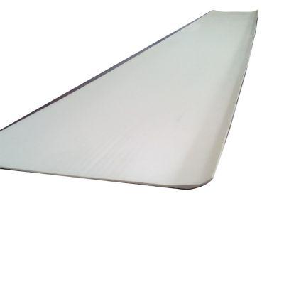 Guardaescoba PVC 10 cm x 1 Metro Lineal caja x 30 Unidades Crema