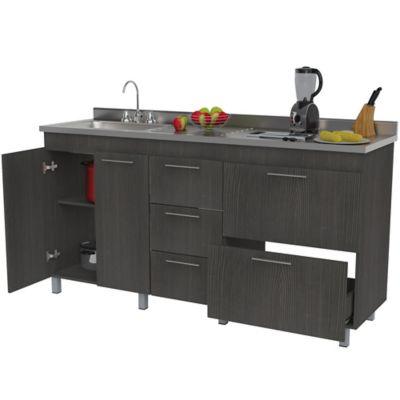 Mueble Para Cocina Inferior Dali 92 cm Alto x 177 cm Ancho x 48 cm Profundidad Salvaje