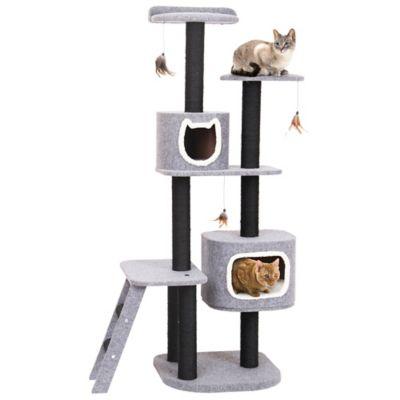 Torre Vertical para Gato con Poste Sls 2