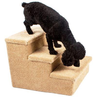 Escalones para Mascotas 3 Peldaños 18 Pulgadas