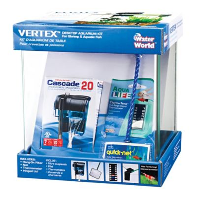Kit para Acuario Vertex 2,7 Galones