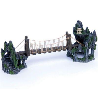 Decoración para Acuario Puente Troll Bridge