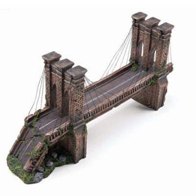 Decoración para Acuario Puente Brooklyn
