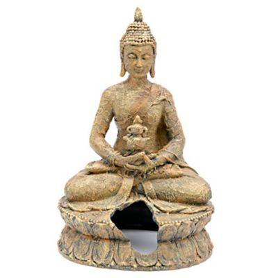 Decoración para Acuario Buddah Sentado