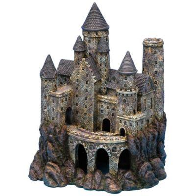 Decoración para Acuario Castillo Mago
