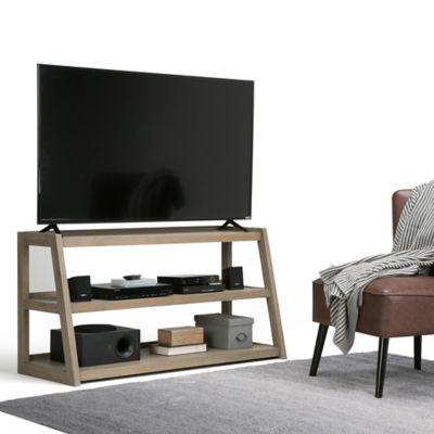 Mueble para TV Sawhorse 51x66x122 Gris