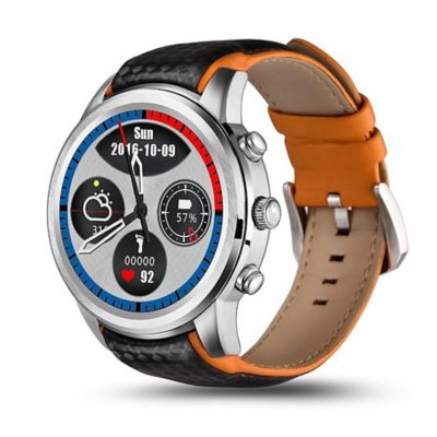 Smartwatch Android 5.1 Bluetooth 1GB+8 Wifi Plateado