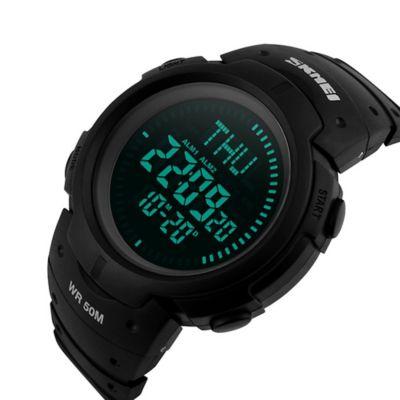 Reloj Digital Deportivo Brújula5M 1231 Negro