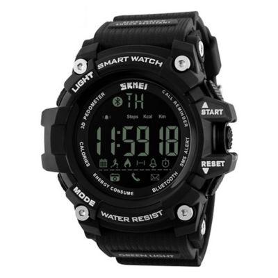 Smartwatch Digital Luz Fondo Negro 1227
