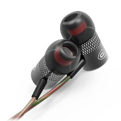 Audífonos Manos Libres X3 con Micrófono Hi-Fi Negro