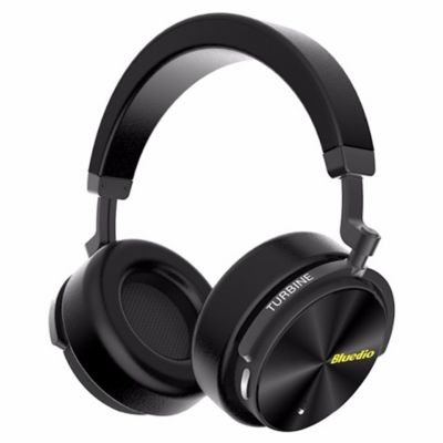 Audífonos Inalámbricos Bluetooth Micrófono Negro T5