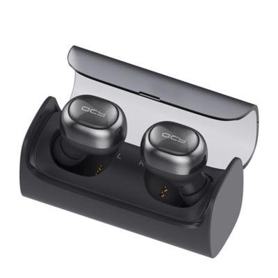 Audífonos Manos Libres Bluetooth Micrófono Gris Q29