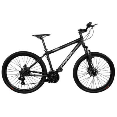 Bicicleta Hyena Talla M Rin 29 pulgadas Frenos Hidráulicos 24 Velocidades Negro - Gris
