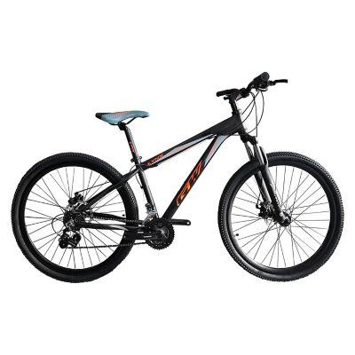 Bicicleta Lynx Talla M Rin 29 pulgadas Frenos Hidráulicos 24 Velocidades Negro - Naranja