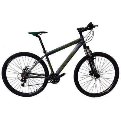 Bicicleta Jackal Talla M Rin 29 pulgadas Frenos Hidráulicos 24 Velocidades Negro - Verde