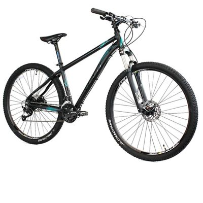 Bicicleta Ocelot Talla M Rin 29 pulgadas Frenos Hidráulicos 24 Velocidades Negro - Azul