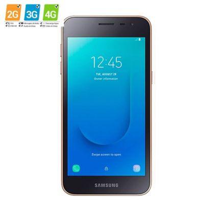 Celular Galaxy J2 Core Dorado Dual SIM