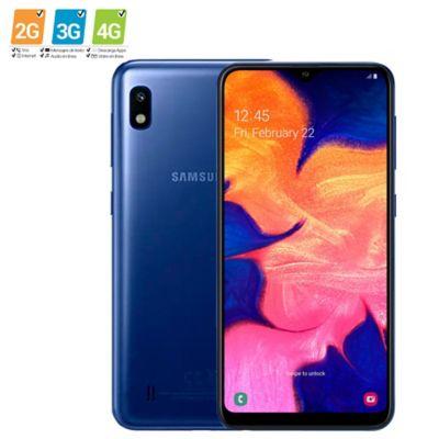 Celular Galaxy A10 Azul Dual SIM