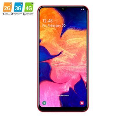 Samsung Galaxy A10 Rojo Dual SIM