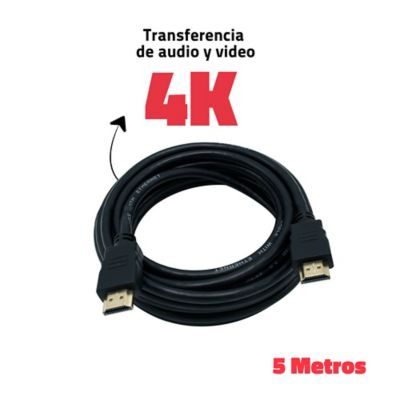 Cable HDMI De Alta Definición 4K 5m