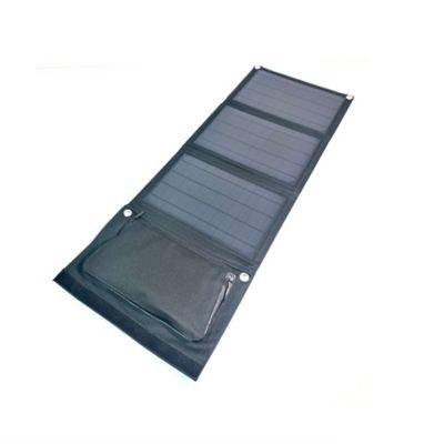 Panel Solar Plegable 20W-4 Celdas