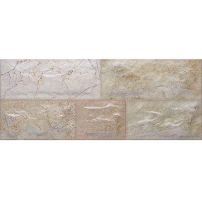 Fachada Roca Beige 20x50cm caja 0,90m2