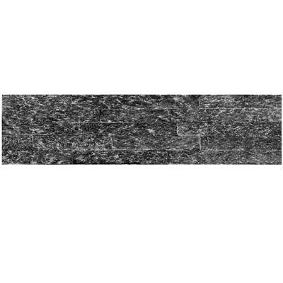 Piedra Petra Tormalina 10x40cm Caja 0.48m2 Blanco