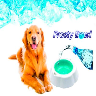 Plato para Mascotas Frosty Bowl