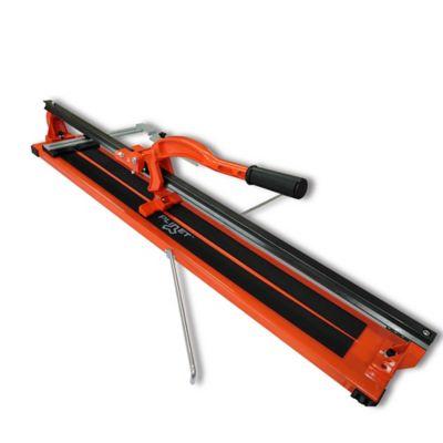 Cortabaldosa en Aluminio 900mm Profesional Naranja