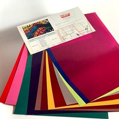 Vinilo Textil EasyWeed Electric 10 Laminas + StripFlock 2 Láminas