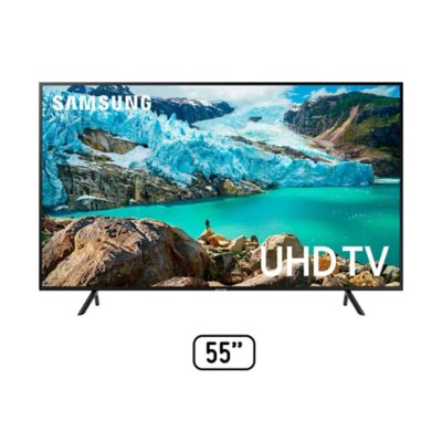 Televisor 55 Pulgadas UN55RU7100KXZL-UHD 4K Plano