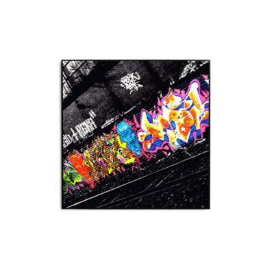 Cuadro Graffiti 1 40x40 cm