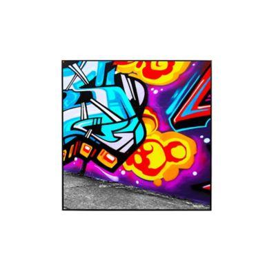 Cuadro Graffiti 2 40x40 cm