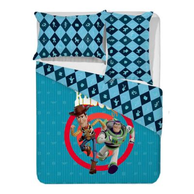 Cubrelecho/Sleeping 160x240 cm Toy Story 2