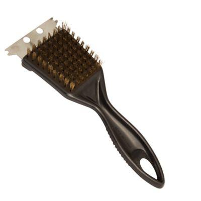 Cepillo para Parrilla con Manija de Plástico