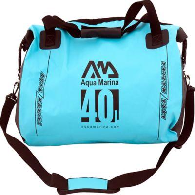 Bolso 40 Lt en PVC Reforzado Azul