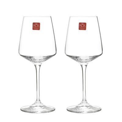 Set x2 Copas de Vino Aria Cristal 460ml Italia