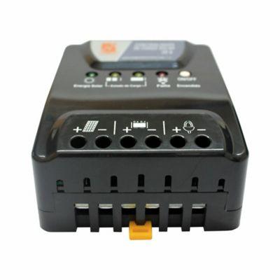 Controlador de Carga Solar 12VDC / 24VDC 20A