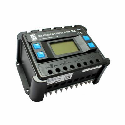 Controlador de Carga Solar Pwm 12VDC / 24VDC 30A