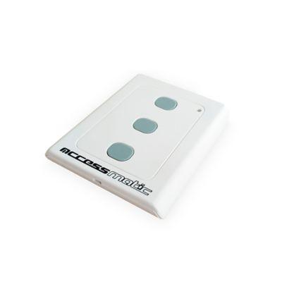Pulsador Access-Pulse 3 Botones 433Mhz
