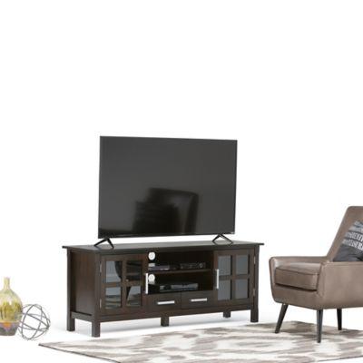 Mesa para TV 60 Pulgadas 43x152x61 Marrón
