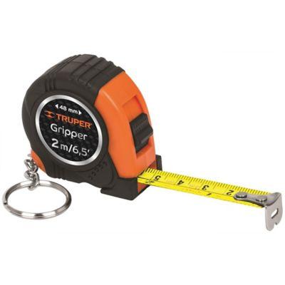 Flexómetro Gripper 2M Tipo Llavero