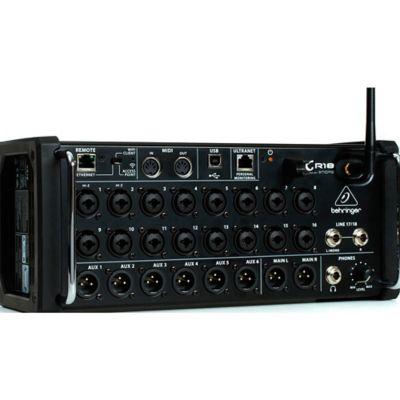 Consola Xr18 Mezclador Audio