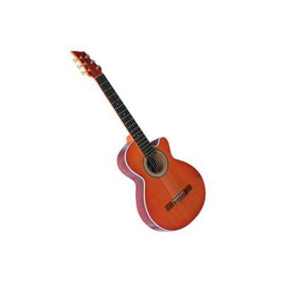 Guitarra Ayl Acústica Boquete Amarillo