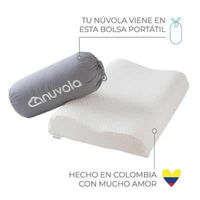 Almohada Memory Medium Cervical