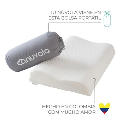 Almohada Memory Low Cervical