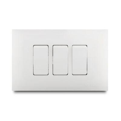 Interruptor Conmutable Triple Vive Veto