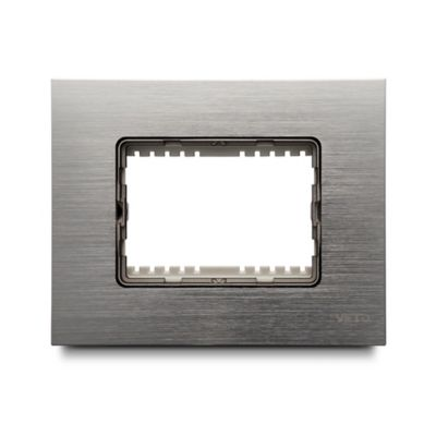 Placa 3H Aluminio Plura Veto